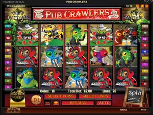 Pub Crawlers - apercu
