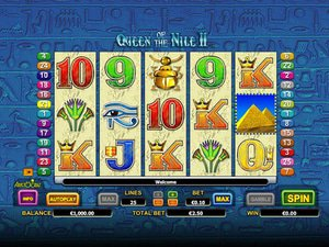 Queen of the Nile 2 - apercu