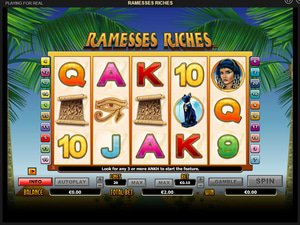 Ramesses Riches - apercu