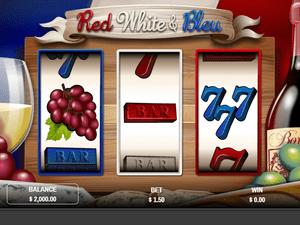 Red White & Bleu - apercu