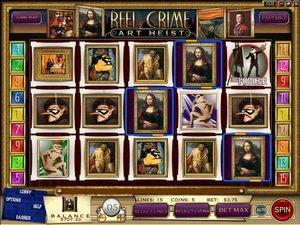 Reel Crime 2: Art Heist - apercu