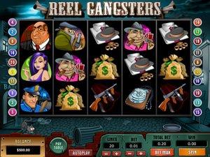 Reel Gangsters - apercu