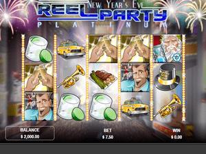 Reel Party Platinum - apercu