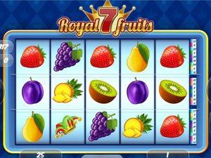 Royal7Fruits - apercu