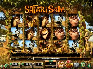 Safari Sam - apercu