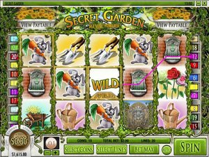 Secret Garden - apercu