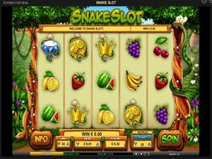 Snake Slot - apercu