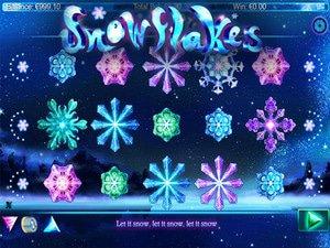 Snowflakes - apercu
