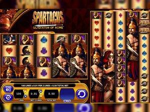 Spartacus - apercu