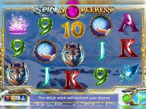 Spin Sorceress - apercu