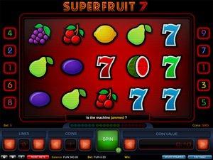 Super Fruit 7 - apercu