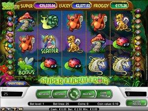 Super Lucky Frog - apercu