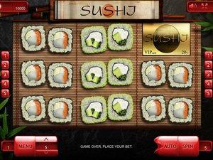 Sushi - apercu
