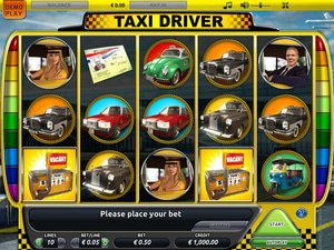 Taxi Driver - apercu