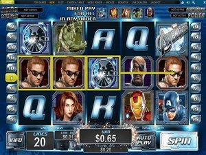 The Avengers - apercu