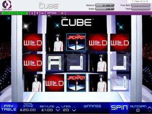 The Cube - apercu
