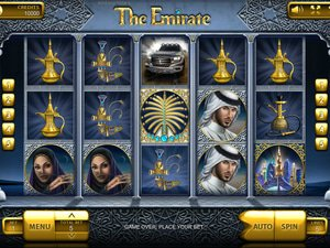 The Emirate - apercu