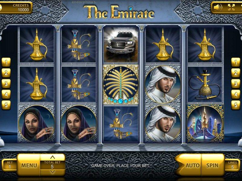 The Emirate - apercu