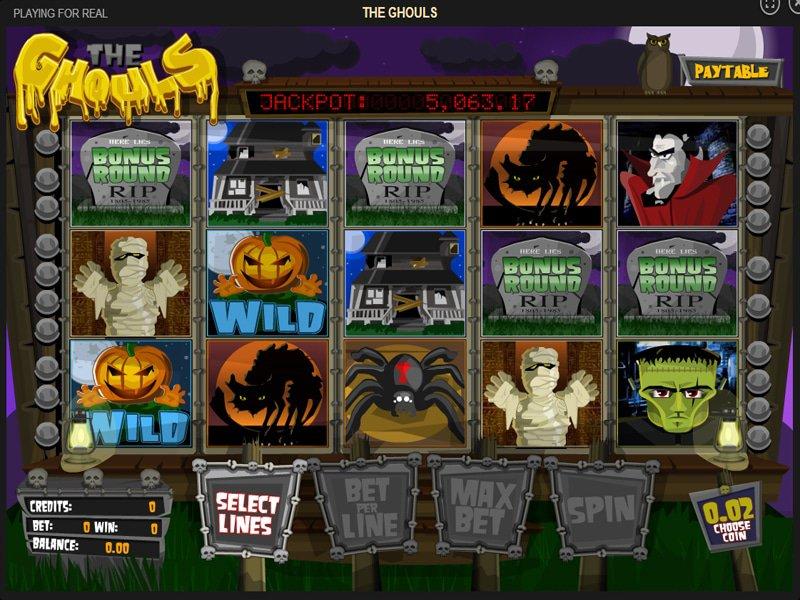 The Ghouls - apercu