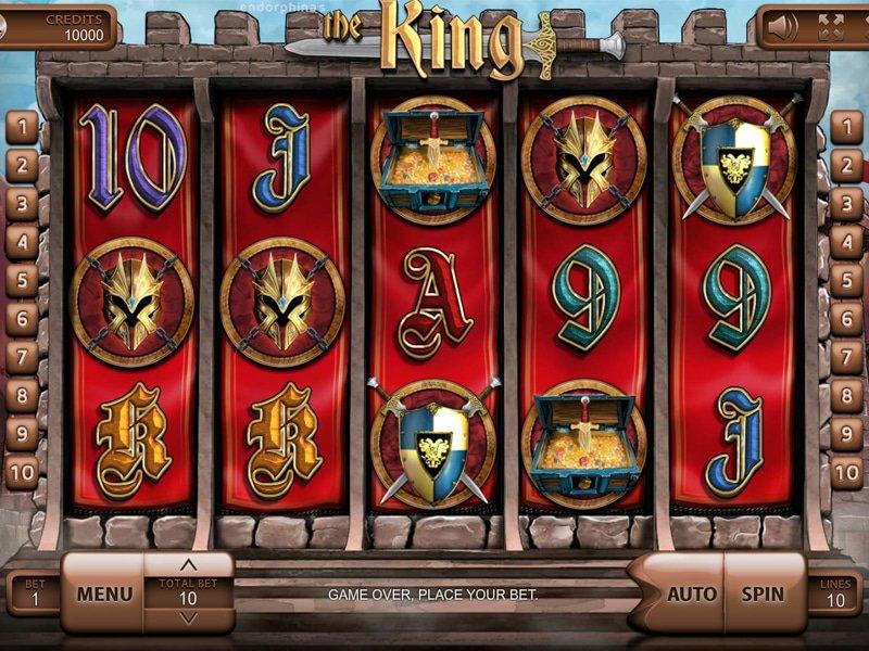 The King - apercu