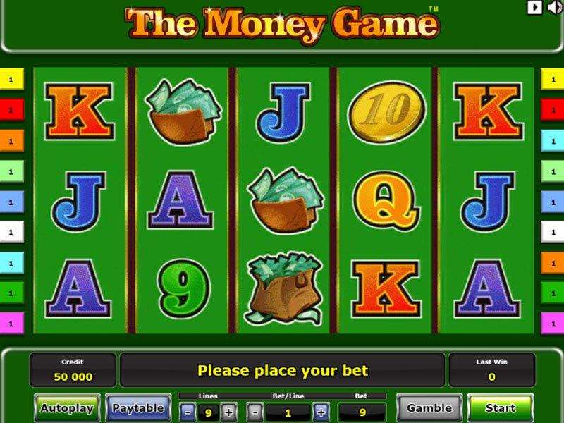 The Money Game - apercu