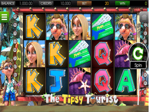 The Tipsy Tourist - apercu