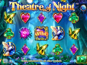 Theatre of Night - apercu