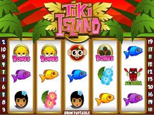 Tiki Island - apercu