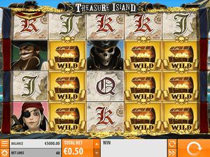 Treasure Island - apercu
