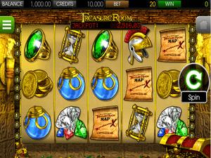 Treasure Room - apercu