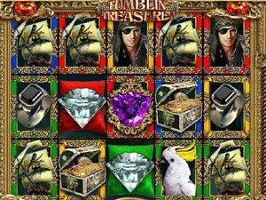 Tumbling Treasures - apercu
