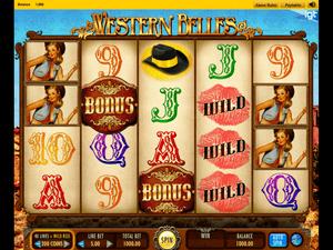 Western Belles - apercu