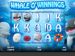 Whale O