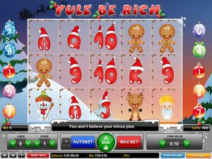 Yule Be Rich - apercu