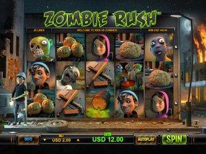 Zombie Rush - apercu