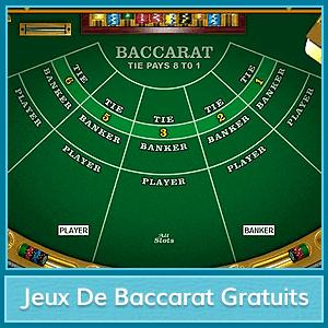 Baccarat Jeux