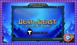 Beat the Beast: Kraken's Lair nouveau jeu de casino Thunderkick
