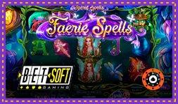 Betsoft annonce la sortie du Jeu de casino Faerie Spells