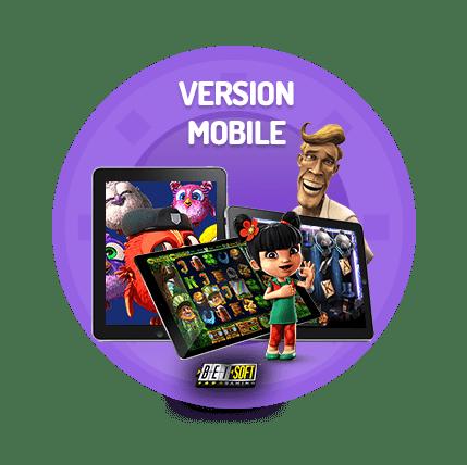 jeux mobile