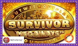 Big Time Gaming présente le jeu de casino Survivor Megaways