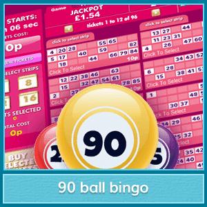Bingo 90 Ball