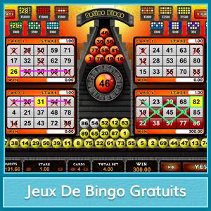 Bingo Jeux