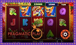 Bonus de 25 free spins sur le jeu Chilli Heat de Pragmatic Play