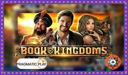 Book of Kingdoms : Jeu de casino français de Pragmatic Play