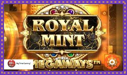 BTG signe le jeu de casino Royal Mint Megaways
