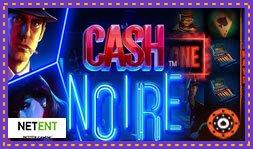 Cash Noire : Jeu de casino en ligne signé NetEnt