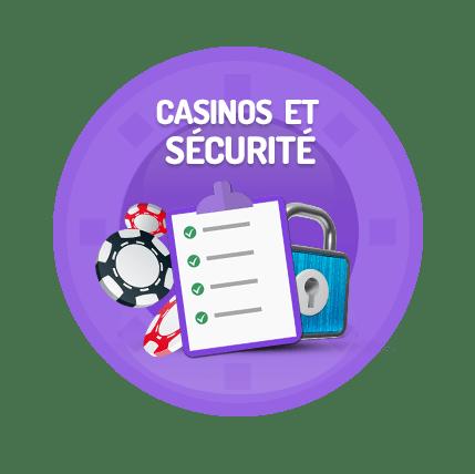 casino et sécurité