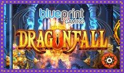 Combattez le dragon du jeu de casino Dragon Fall