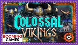 Découvrez le jeu de casino en ligne Colossal Vikings