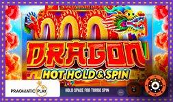 Découvrez le jeu en ligne Dragon : Hot Hold and Spin de Pragmatic
